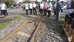 Urai Macet, Gibran Mau Bikin Elevated Rail di Palang Joglo