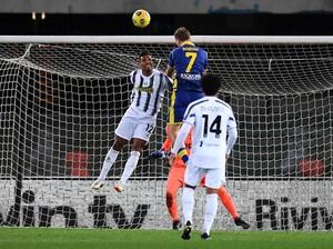 Verona Vs Juventus Berakhir Imbang 1-1