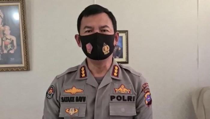 Kabid Humas Polda Sumbar, Kombes Stefanus Satake Bayu (Foto: dok Istimewa)