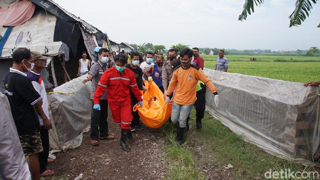 PSK Asal Jombang Ditemukan Tewas Setengah Bugil di Gubuk Bata Merah