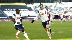 Tottenham Vs Burnley: Spurs Menang 4-0, Bale Cetak Brace
