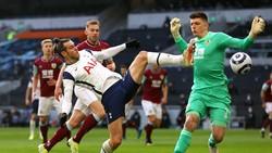Bale Cetak Gol, Tottenham Unggul 3-0 atas Burnley di Babak I