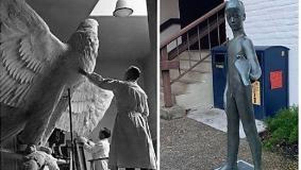 Pajang Patung Seniman Jerman Era Nazi, Kampus Katolik Ini Diprotes