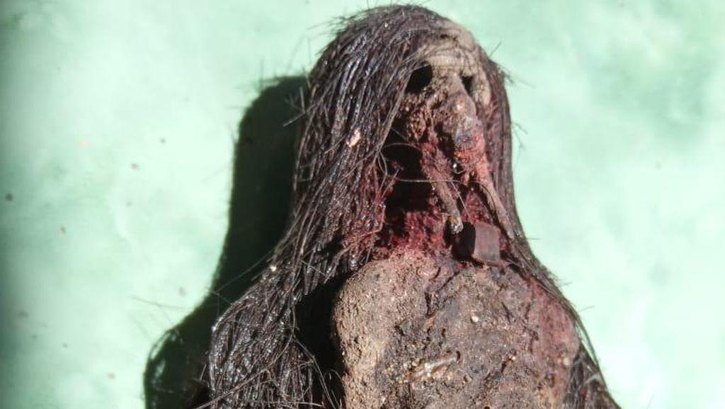 7 Fakta di Balik Penemuan Jenglot di Makam Keramat Mbah Akasah Kudus