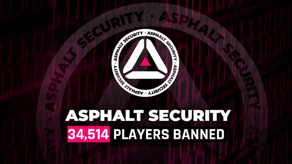 34.514 Pemain Game Asphalt 9: Legends Diblokir Karena Curang