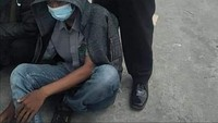 Permintaan Maaf Polisi Sebab Acungkan Pistol ke Buruh Demonstran
