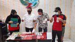 Jual Narkoba buat Pergi Haji Orang Tua, Bandar di Bengkulu Ditangkap