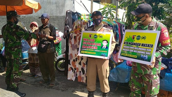 PPKM di Banyuwangi, Angka Penularan Turun 30 Persen