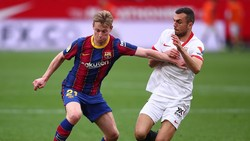 Bungkam Sevilla, Barcelona Kini Incar Comeback di Copa del Rey