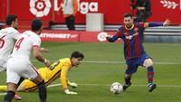 Barcelona Vs Sevilla: Awas Ada Messi!