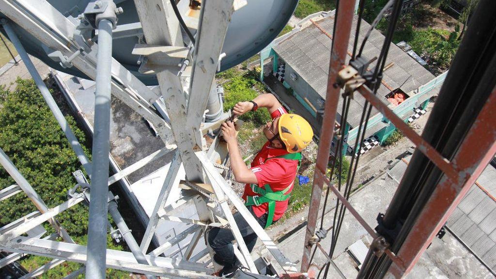 Telkomsel Tetap Gaspol Gelar 4G Sampai Pelosok RI