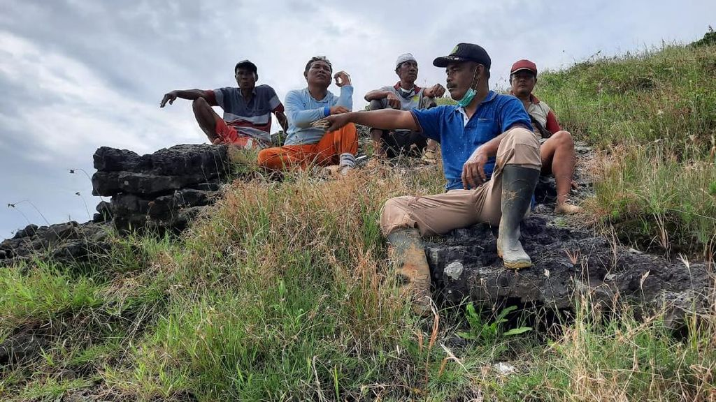 Terseret Ombak, Seorang Pemancing di Banyuwangi Hilang di Pantai Poncomoyo