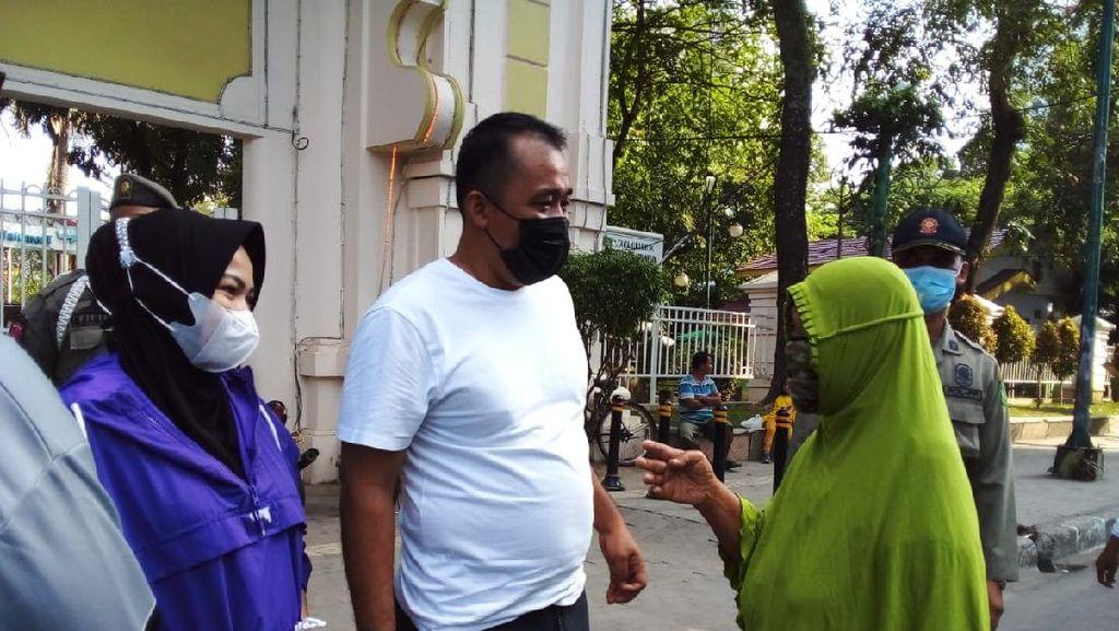 Lapangan Merdeka Medan Ditutup Gegara Senam Langgar Prokes, Ini Kata Wawalkot