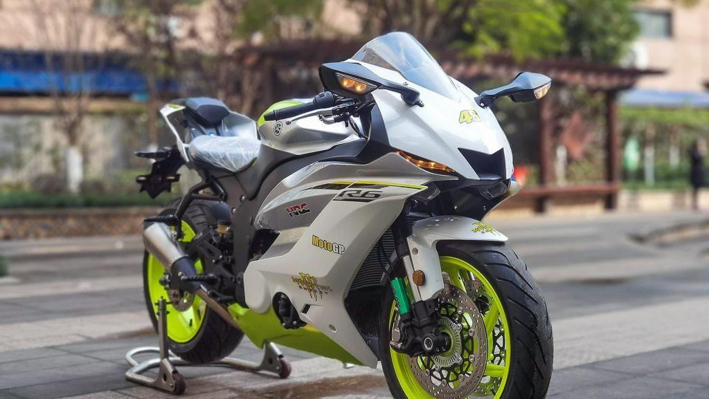 Yamaha R6 Made In China Dijual Rp 55 Jutaan