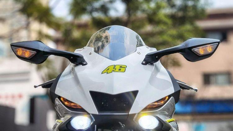 Lihat Lebih Dekat Yamaha R6 Kloningan China yang Dijual Rp 55 Jutaan