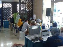 Ratusan Tokoh Muhammadiyah dan Aisyiyah Jatim Divaksin COVID-19