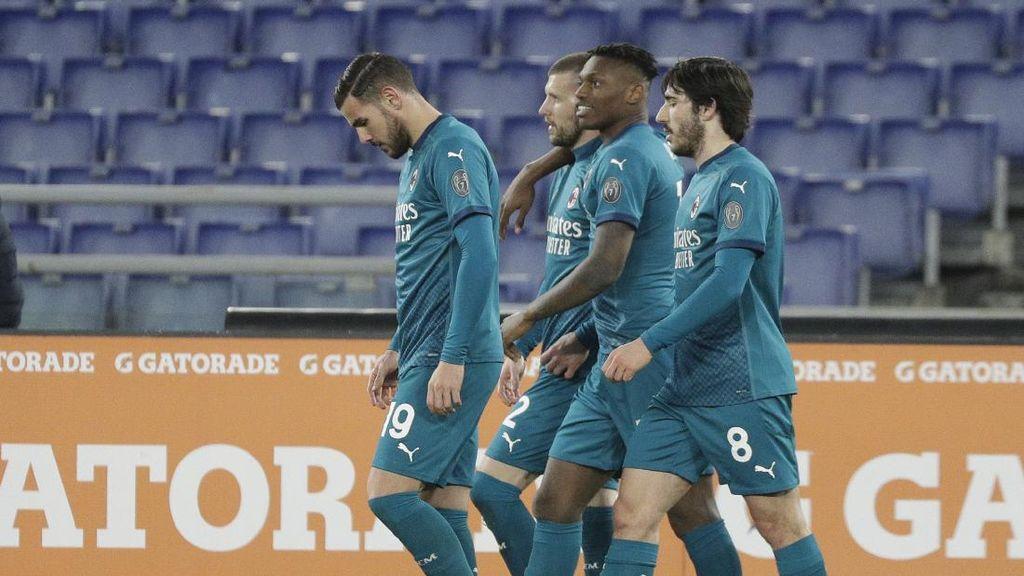 Milan Tetap Bahagia Andai Jadi Runner-up Liga Italia