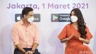 Cerita Raisa dan Hamish Sering Parno Self Diagnose Saat Sakit