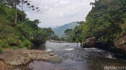 Belum Terjamah Pemerintah, Begini Asrinya Air Terjun Indo Rannuang