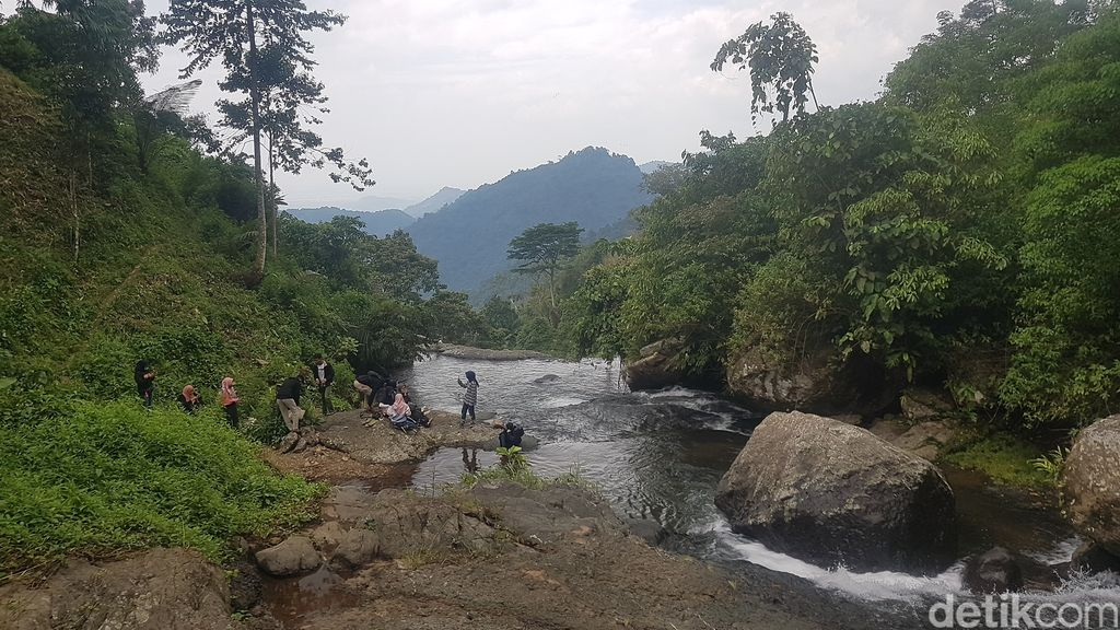 Air Terjun Indo Rannuang Polewali Mandar