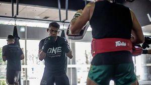 ONE Championship: Eko Roni Terus Asah Diri di Singapura