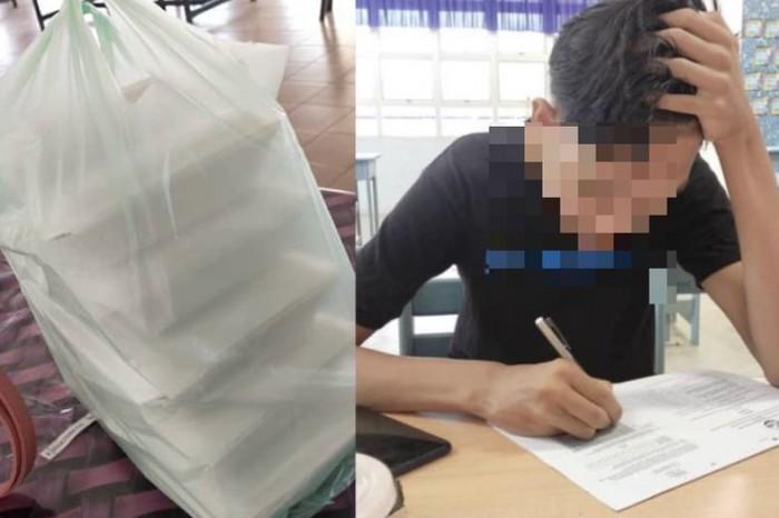 Guru Ini Siapkan Sarapan Untuk Sekelas yang Datang Hanya Satu Murid