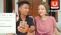 Most Popular Sepekan: Viral Bule Cantik Dinikahi Pria Indonesia, Masak di Gubuk