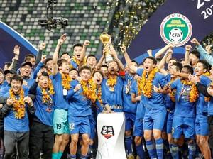 Pemilik Inter Milan Bubarkan Klubnya di China, Padahal Habis Juara
