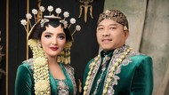 10 Foto Anang dan Ashanty Pakai Busana Adat Jawa, Pangling bak Pengantin