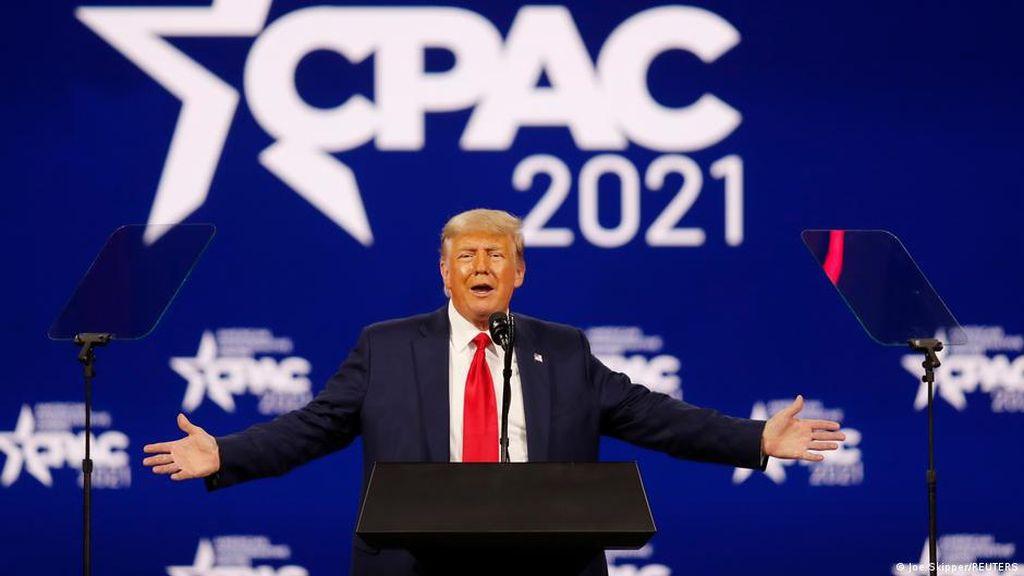 Isyarat Trump untuk Pimpin Paman Sam Lagi di 2024