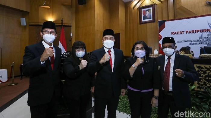 Ketua DPRD Surabaya Adi Sutarwijono mengapresiasi komitmen Wali Kota Eri Cahyadi dan Wakil Wali Kota Armuji. Keduanya dinilai menaruh perhatian penting pada program pembangunan wong cilik.