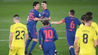Villarreal Vs Atletico: Los Colchoneros Benamkan Kapal Selam Kuning