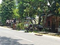 Ledakan Terjadi di Banda Aceh, Pecahan Kaca Berserakan di Jalan