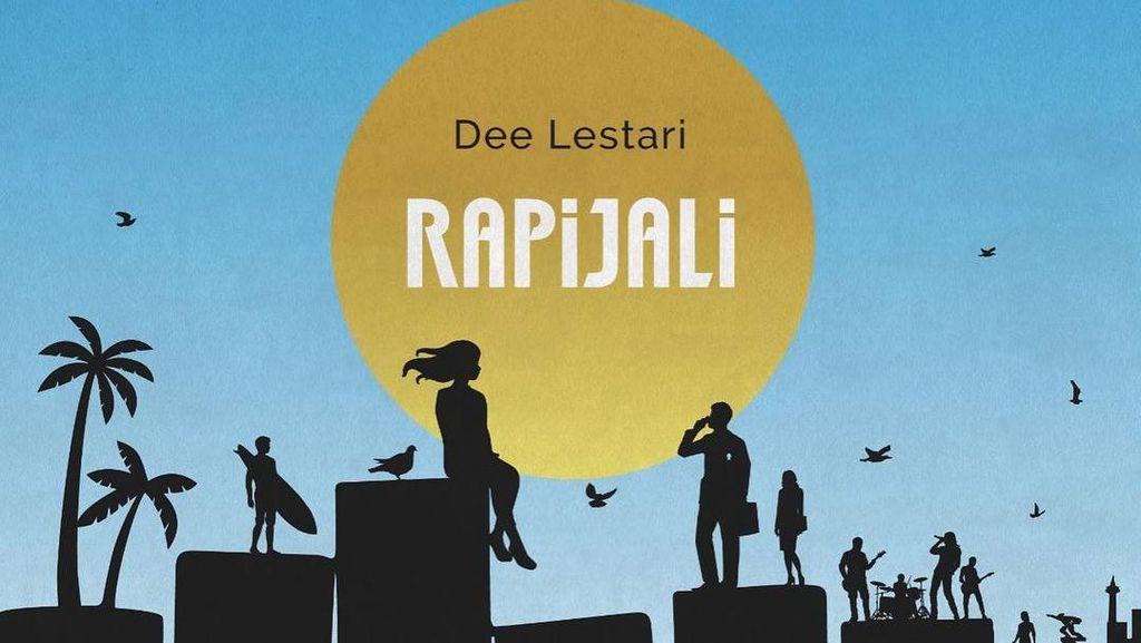 Dee Lestari Bocorkan Novel Rapijali 2 Rilis Pertengahan Tahun Ini