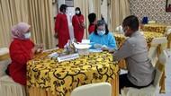 Gandeng TNI-Polri, PMI Banten Gelar Donor Plasma Konvalesen