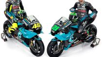 Intip Spek Motor Rossi-Morbidelli Bersama Petronas Yamaha
