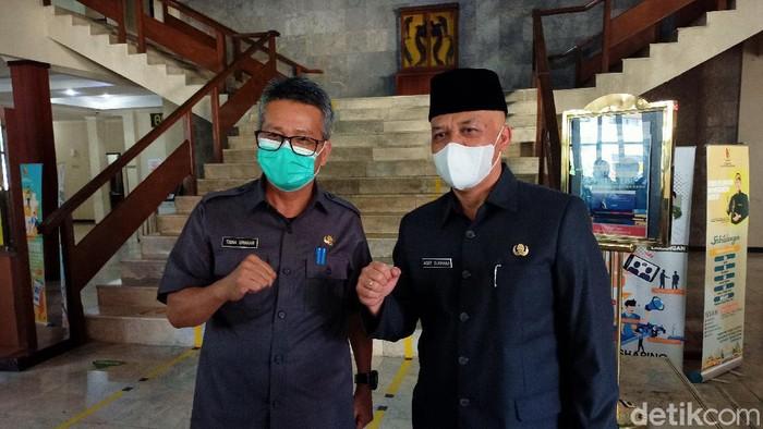 Plh Bupati Bandung