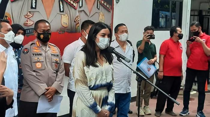 Polda Metro Jaya merilis soal Millen Cyrus positif benzo.
