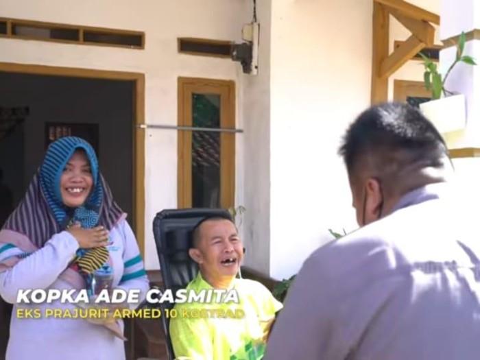 Prajurit Kostrad TNI AD, Kopka Ade Casmita