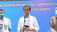Bareng Sultan hingga Ganjar, Jokowi Resmikan KRL Jogja-Solo