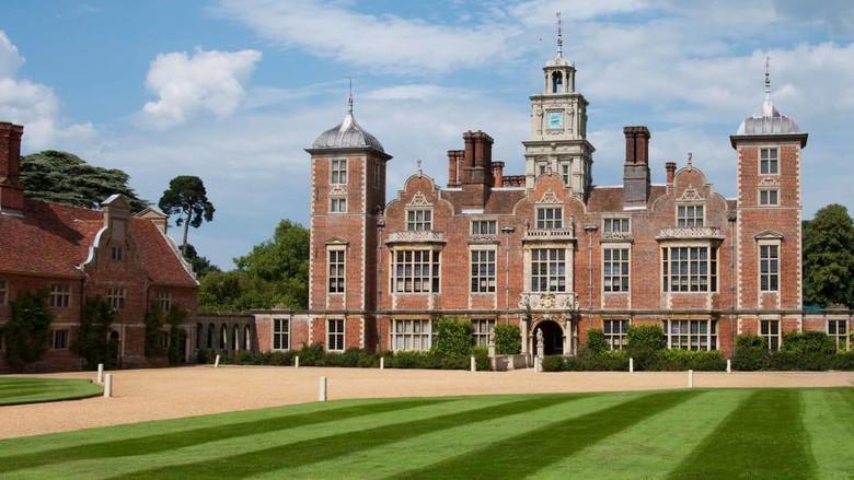 Blickling Hall Inggris