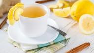 Rutin Minum Teh Lemon Bisa Bantu Turunkan Berat Badan dan Jaga Imunitas