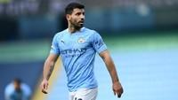 Aguero Terancam Tak Bisa Lakoni Laga Perpisahan dengan Man City