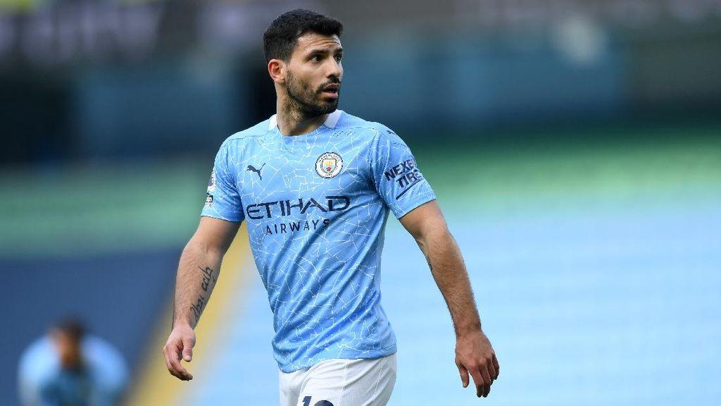 Aguero Kembali, Guardiola Pusing Pilih Pemain