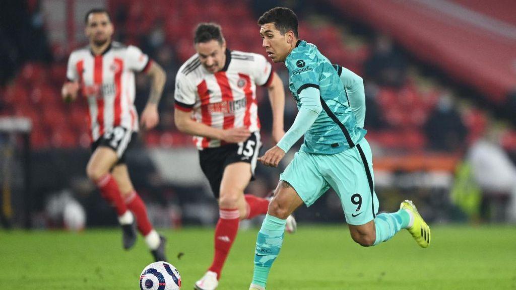 Sheffield Vs Liverpool Masih 0-0 di Babak Pertama