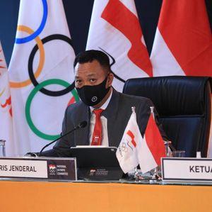 Teqball Jadi Anggota NOC Indonesia