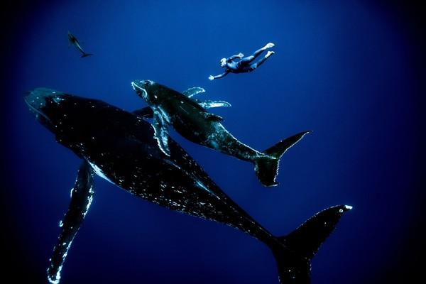 Film ini menggabungkan cuplikan penyelaman yang dilakukan Néry di seluruh dunia. Video itu hampir seluruhnya di bawah air diambil oleh videografer Julie Gautier, yang juga melakukan freediving.