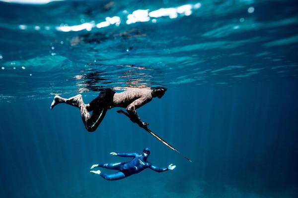 Nery bisa menahan napas di bawah air selama hampir delapan menit, tapi itu hanya diam saja. Saat dia menjelajah yang menghabiskan energi, penyelamannya hanya berdurasi sekitar tiga hingga empat menit.