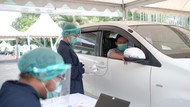 Syarat Vaksinasi Drive-Thru di Grab Vaccine Center Bali