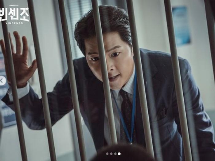 Drama Korea Vincenzo